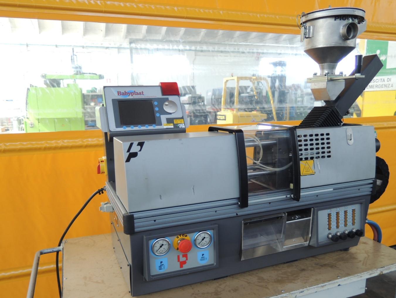 babyplast machine