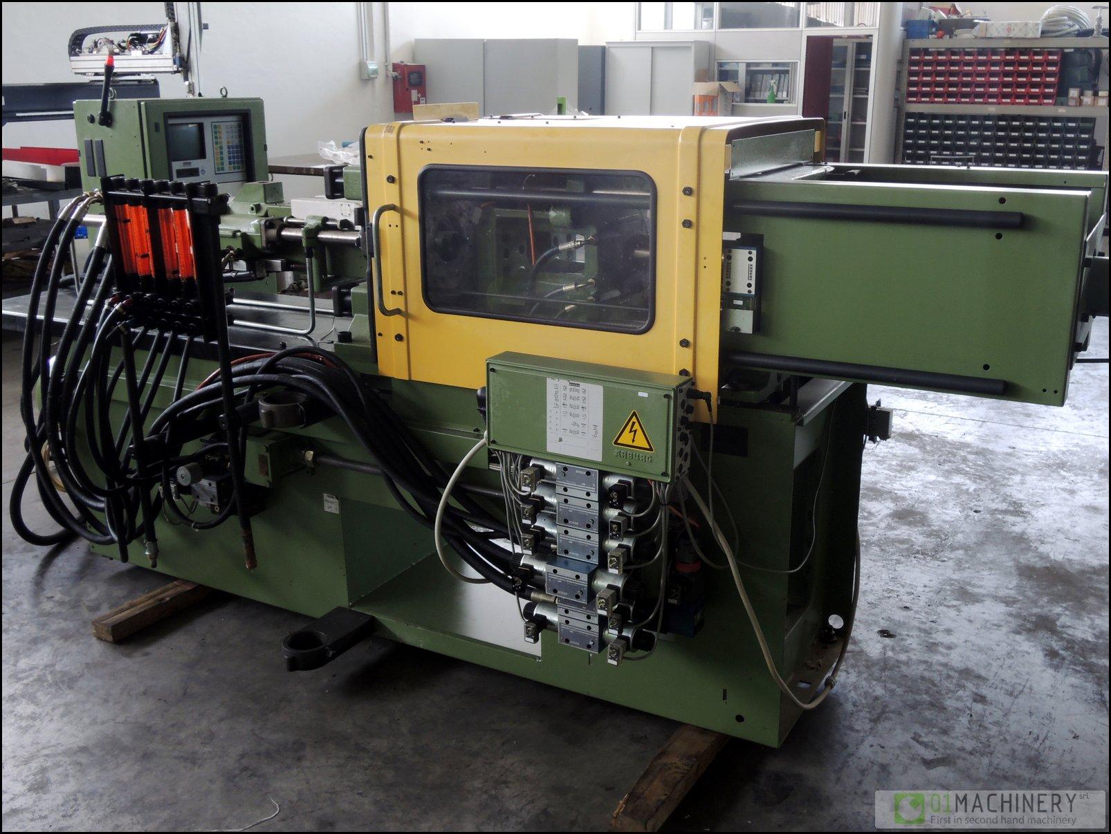 ARBURG Allrounder 270 M 350-90 In 4295 AR 003 96 - Used Plastics