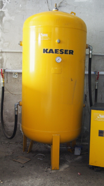 Kaiser Sm 12 Ac 000 12 Used Air Compressors Machinery