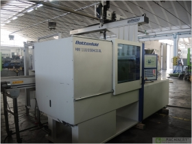 BATTENFELD HM 110/350 + 210 L In 6128 BA 110 11