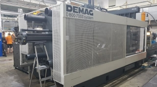 DEMAG Ergotech 800-7000 In 7572 DE 800 94