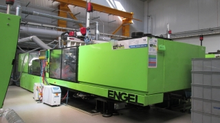 ENGEL ES 2050/400 HL In 7662 EN 400 95